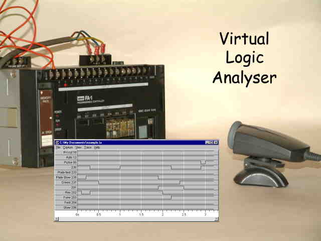 Virtual Logic Analyser